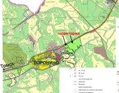 Продается земельный участок дачный 90,7га рядом с Томском (Воронино) - Фото 2