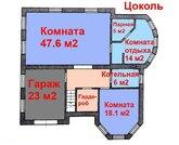 Элитный коттедж 260 м2 со 100% отделкой и мебелью в Таврово-7 - Фото 3