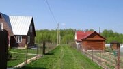 Дачный участок 15 соток-105 км от МКАД- лес, красотища, недалеко озеро. - Фото 1