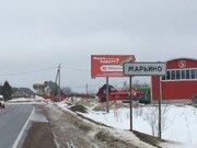 Земельный участок 5 сот ИЖС, Солнечногорский р-н, д.Марьино - Фото 2