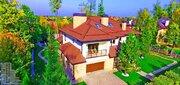 Загородный дом 505м в Горки 22 (Тайм-1), Рублево-Успенское шоссе - Фото 2