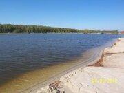 Участок 6 сот. ИЖС. Озеро. 62км от МКАД. Газ+эл. Калужск, Симф. ш - Фото 1