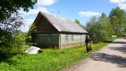 Дом в Псковской обл, Красногородском р-не, д. Равгово, 400 км. от спб - Фото 1
