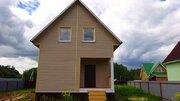 Новый дом в деревне Тендиково, черта Дмитрова - Фото 3