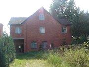 Продается 2-этажный кирпичный жилой дом на земельном участке 1600 кв.м - Фото 1