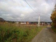 Участок 8сот ИЖС с.Ямкино, Украинская. Высокий, ровный. - Фото 1