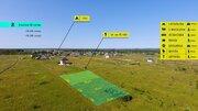 Земельный участок 10 соток, ИЖС, в д. Карцово - Фото 2
