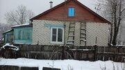 Продам газифицированный кирпичный дом в деревне - Фото 1