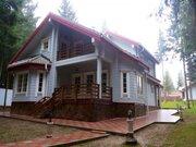 Продажа дома 180кв.м, на берегу озера - Фото 1
