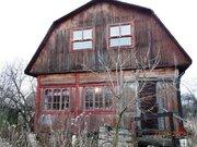 Продается дом (Бревно) г.Кубинка (Прописка) - Фото 1