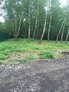 Каширское шоссе, д. Пуговичино, СНТ Колхозник, участок 800 кв.м. - Фото 1