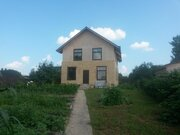 Продаем дом 172 м2 + баня, 10 соток, 37 км от МКАД - Фото 1