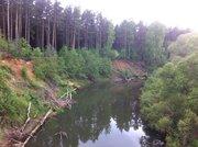 Дом в деревне, на краю леса, возле речки. - Фото 1