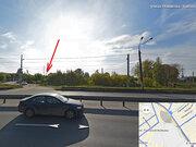 Участок на ул. Усольская, 30. Угловой, квадратный, фасад на дорогу, 6с - Фото 5