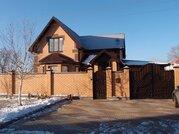 Жилой и благоустроенный коттедж 220 м2 со 100% отделкой в Дубовом . - Фото 1