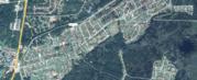 9 соток в Тарасково. Газ в поселке. Лес. Охрана.