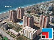 Алден 3 3х комнатная квартира с видом на море
