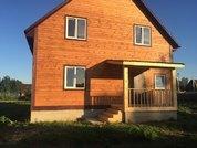 Купить дом из бруса в Гатчинском районе д.Пудомяги, ул.Стародеревнская - Фото 1