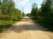Продается участок 9 соток, прописка. Лес, река Ока, трасска М-4, 93 м - Фото 1