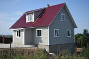 Новый дом ПМЖ, 130 кв.м, Симферопольское ш, 85 км от МКАД. - Фото 1