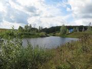 Участок на берегу большого чистого озера - Фото 2