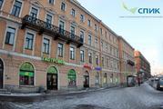 Видовая 3к. квартира в самом центре дворцового Петербурга