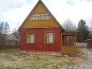 Дом у Реки Москва д. Бережки Рузский р-н - Фото 1