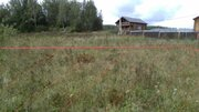 Участок 12 соток в деревне Башкардово 89 км от МКАД - Фото 4
