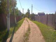 Участок 7,2 сот, Можайское ш,48 км от МКАД, д.Чапаевка, СНТ Поречье - Фото 3