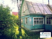 Участок с домом д. Максимиха Домодедовский район - Фото 1