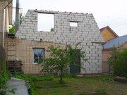 Недосроенный дом с участком со всеми коммуникациями - Фото 2
