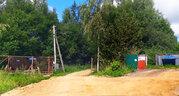 Дачный участок у леса в районе д. Строково Волоколамского района МО - Фото 1