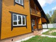 Дом с гаражом, зимним садом участок 10 сот в деревне Киевское шоссе - Фото 4