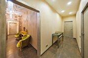 Квартира с мебелью и техникой в ЖК Фьюжн Парк, ул Усачева 2, Хамовники - Фото 3