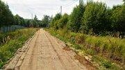 Земельный участок в Рождествено, Шаховской район. - Фото 4
