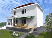 Кирпичный дом в хорошем районе - Фото 1