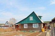 Дом 80 кв. 12 км Байкальского тракта СНТ Березка-2 - Фото 2