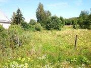 Отличный участок 16 соток в д. Шульгино рядом с рузским водхр. - Фото 3