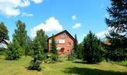 Просторный дом на большом участке в д. Рыбушкино - Фото 1