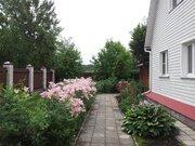 Продается дом 120м2 на участке 20 соток в д.Тяжино, Раменский райо - Фото 1