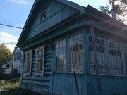 Продажа дома 60 кв.м. на участке 18 сот. в дер.Шолохово - Фото 1