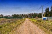 Прилесной участок в коттеджном поселке Залесье - Фото 2