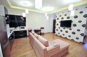 Уникальная 1 комн. квартира посуточно г. Астана, Квартиры посуточно в Астане, ID объекта - 302374524 - Фото 1