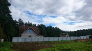 Участок 12 соток д.Бережки, на Истринском водохранилище - Фото 1