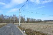 Участок в поселке у реки, д. Заречье, г. Можайск, 85 км Минское шоссе - Фото 4