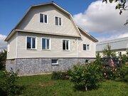 Отличный, крепкий, очень теплый дом из бревна. - Фото 1