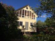 Продается дом в д. Оксино, Чеховский р- н - Фото 1