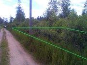 Продам земельный участок 12 соток в Талдомском районе, д. Бельское, . - Фото 1