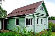 Продается дом в городе! Ярославское шоссе, 90 км от МКАД. - Фото 1