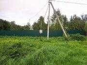 Участок 25 соток Серпуховский район д. Рудаково на реке Нара. - Фото 1